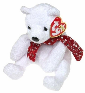 Ty Beanie Baby 2000 Holiday Teddy