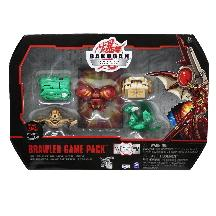Bakugan Gundalian Invaders Brawlers Game Pack [5 RANDOM Figures!]
