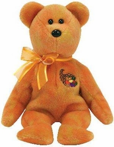Ty Thanksgiving 2007 Beanie Baby Harvester