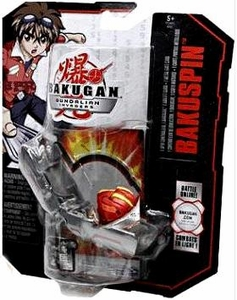 Bakugan Gundalian Invaders Bakuspin Booster Pack [Spin Controller & 1 RANDOM Figure!] BLOWOUT SALE!