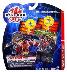 Bakugan Battle Brawlers Game Power Pack