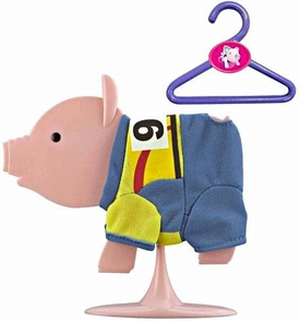 Teacup Piggies Fashion Set Pedal Power [Yellow Jersey #99] BLOWOUT SALE!