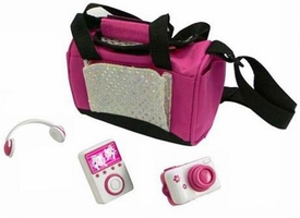 Teacup Piggies Deluxe Accessory Set MP3 Set with RANDOM DESIGN Carrier Bag BLOWOUT SALE!