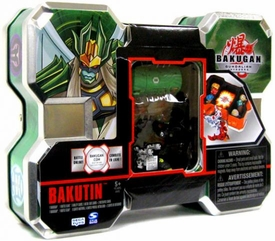 Bakugan Game 2010 GREEN BakuTin