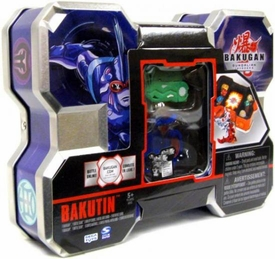 Bakugan Game 2010 BLUE BakuTin