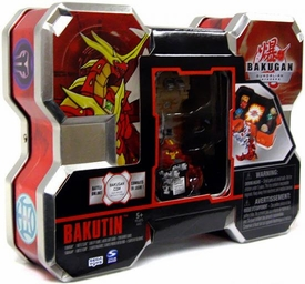 Bakugan Game 2010 RED BakuTint