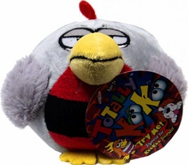 Totally KooKoo Mini Talking Plush Cackling, Stubby Winged Scalawag
