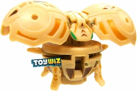 Bakugan Super Assault Single Figure Sub Terra [Brown] BakuCyclone [Spinner!] 700 G
