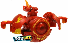 Bakugan Super Assault Single Figure Pyrus Nova 12 [Red] BakuBolt [Lights Up!] 730 G