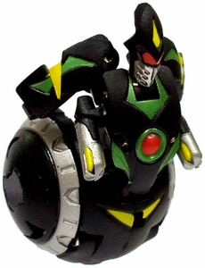 Bakugan Super Assault Single Figure Darkon [Black] BakuZoon [Flywheel!] 1000 G MOST POWERFUL!