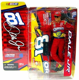 McFarlane Toys NASCAR Series 6 Action Figure Dale Earnhardt Jr.