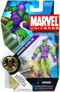 Marvel Universe 3 3/4 Inch Series 2 Action Figure #15 Green Goblin