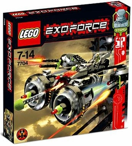 LEGO Exo Force Set #7704 Sonic Phantom