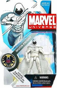 Marvel Universe 3 3/4 Inch Series 4 Action Figure #27 Moon Knight