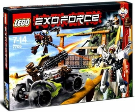LEGO Exo Force Set #7705 Gate Assault