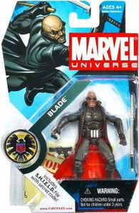 Marvel Universe 3 3/4 Inch Series 4 Action Figure #29 Blade