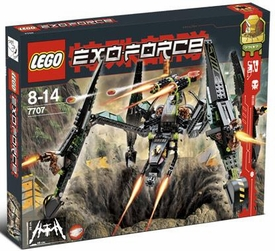 LEGO Exo Force Set #7707 Striking Venom