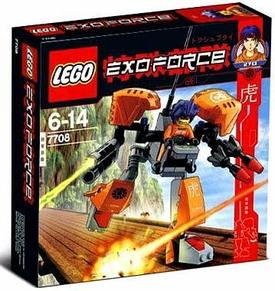 LEGO Exo Force Set #7708 Uplink