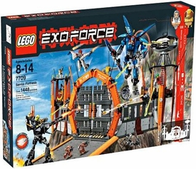LEGO Exo Force Set #7709 Sentai Fortress