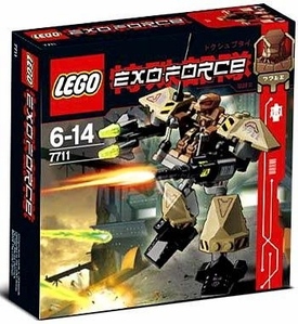 LEGO Exo Force Set #7711 Sentry