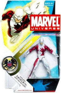 Marvel Universe 3 3/4 Inch Series 5 Action Figure #31 Guardian