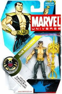 Marvel Universe 3 3/4 Inch Series 5 Action Figure #34 Sub Mariner [Namor]