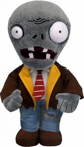 Plants vs Zombies Talking Plush Zombie