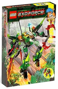 LEGO Exo Force Set #8114 Chameleon Hunter