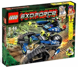LEGO Exo Force Set #8118 Hybrid Rescue Tank