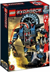 LEGO Exo Force Set #7703 Fire Vulture