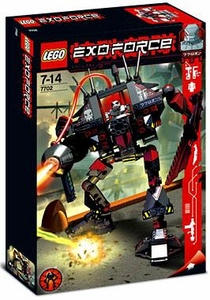 LEGO Exo Force Set #7702 Thunder Fury