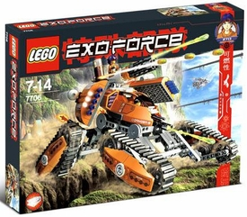 LEGO Exo Force Set #7706 Mobile Defense Tank