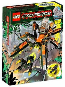 LEGO Exo Force Set #8112 Battle Arachnoid