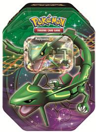 Pokemon Black & White Fall 2012 Legendary EX Tin Rayquaza