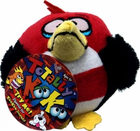 Totally KooKoo Mini Talking Plush Needle Nosed, Red Headed Woodpecker