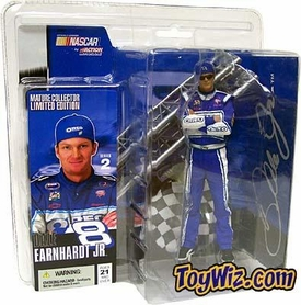 McFarlane Toys NASCAR Series 2 Limited Edition Action Figure Dale Earnhardt Jr.