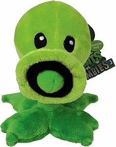 Plants vs Zombies Plush Pea Shooter Hot!