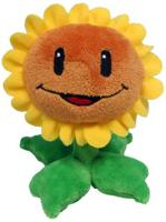 Plants vs Zombies Talking Plush Sun Flower