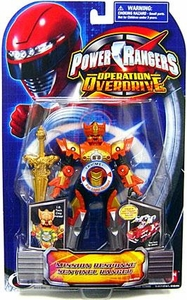 Power Rangers Operation Overdrive Action Figure Mission Response Sentinel Ranger