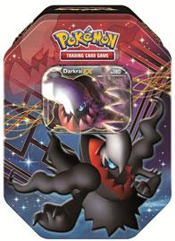 Pokemon Black & White Fall 2012 Legendary EX Tin Darkrai