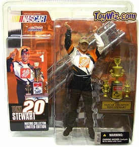 McFarlane Toys NASCAR Series 1 Action Figure Tony Stewart
