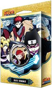 Naruto Shippuden Card Game Kage Summit Theme Deck Sibling's Fury