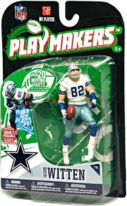 McFarlane Toys NFL Playmakers Series 1 Action Figure Jason Witten (Dallas Cowboys)