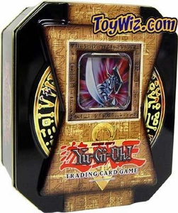 YuGiOh 2004 Tin Set Blade Knight