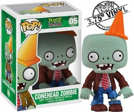 Funko POP! Plants vs Zombies Vinyl Figure Conehead Zombie