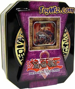 YuGiOh 2004 Tin Set Command Knight