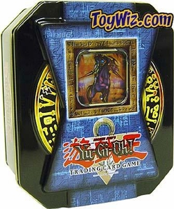 YuGiOh 2004 Tin Set Swift Gaia the Fierce Knight