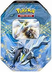Pokemon Black & White Spring 2012 EX Collector's Tin Kyurem