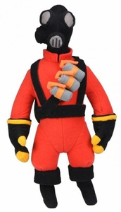 NECA Team Fortress 13 Inch Plush Figure Pyro
