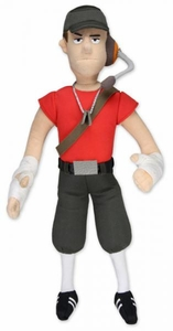 NECA Team Fortress 13 Inch Plush Figure Scout